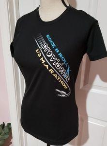 PROVIDENCE 1/2 marathon rock 'n roll shirt